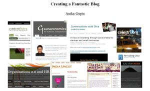 Blogstutorial